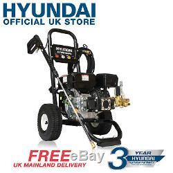 Laveuse À Pression D'essence De Haute Puissance Hyundai 3100psi 10l / Min De Jet De Laveuse Hyw3100p2