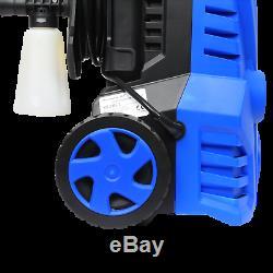 Laveuse À Pression Électrique 2260 Psi / 156 Water Bar High Power Jet Wash Patio Voiture