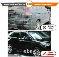 Laveuse À Pression Électrique 3000psi/150 Bar Eau Haute Puissance Jet Wash Patio Car Uk