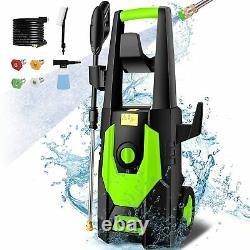 Laveuse À Pression Électrique 3500psi 1800w High Power 150bar Jet Car Home Cleaner Uk