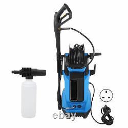 Laveuse À Pression Électrique 3800psi Eau Haute Puissance Jet Wash Cleaner Patio Car Uk