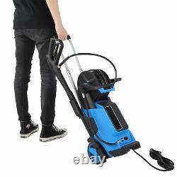 Laveuse À Pression Électrique 3800psi Water High Power Jet Wash Patio Car Cleaner Set