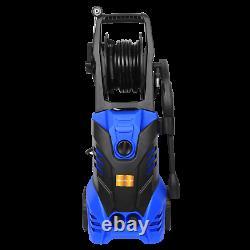Laveuse À Pression Électrique Portative Haute Puissance 3060 Psi/211 Bar Water Patio Car