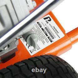 Laveuse À Pression Essence 4200 Psi 290 Bar Jet Washer Puissant Moteur Hyundai