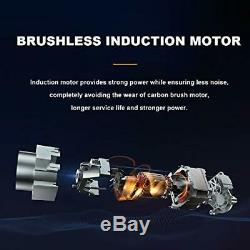 Laveuse Électrique, 2600psi 1.75gpm Brushless À Induction Électrique Pression