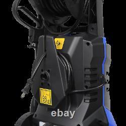 Laveuse Électrique À Haute Pression 3060 Psi/211 Bar Power Jet Water Patio Car Cleaner