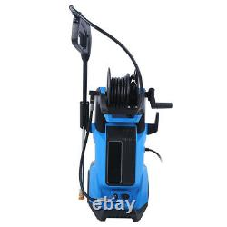 Laveuse Électrique À Haute Pression 3800psi Power Jet Wash Patio Cleaner