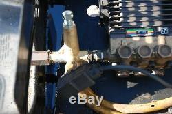 Loup 200 Bar 3000psi 6.5hp Essence Laveuse À Pression Électrique Solid Frame