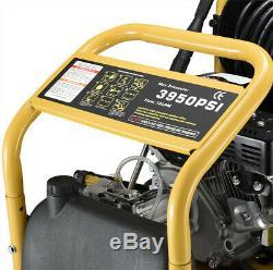 Nettoyeur 8.0hp 3950psi De Moteur De Jet De Nettoyeur Haute Pression D'essence De Nettoyeur Haute Pression D'essence