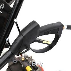 Nettoyeur À Haute Pression 8 HP 3950psi De Moteur De Nettoyeur De Moteur D'essence De Jet Mobile À Roues