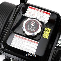 Nettoyeur À Haute Pression Professionnel De Jet D'essence De La Buse Nettoyeur 5 De Buses 5 De 3950psi 8hp