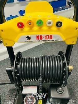 Nettoyeur De Pression De Lavage À Jet D'essence 3500psi / 240 Barpro-qualité