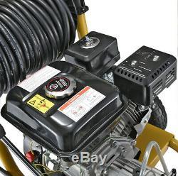 Nettoyeur Haute Pression D'essence Uk 8.0hp 3950psi 3.5l Impressionnante Puissante Tx650 Pompe Set Chaud