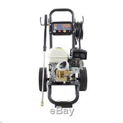 Nettoyeur Haute Pression Essence Honda High Power 6.5hp 2800psi / 221bar 10l Par Minute