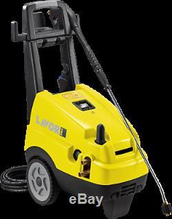 Nettoyeur Haute Pression Power Jet Cleaner Lavor Tuscon 1211lp 1740 Psi 120 Bar Électrique