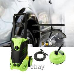New Electric Pressure Washer 3000psi Water Power Jet Sprayer High Power Garden