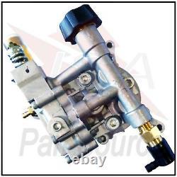 New Universal Power Pression Washer Water Pump 2800 Psi 2.3 Gpm S'adapte À De Nombreux Modèles