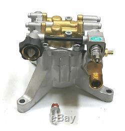 Nouveau 3100 Psi Pression De Upgraded Pompe À Eau Husky Hu80432 Hu80432a