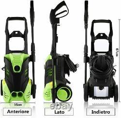 Nouveau Laveuse Électrique À Haute Pression 3000psi Power Jet Wash Patio Cleaner