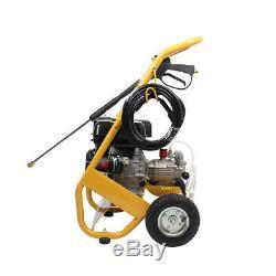 Panana 3000psi 7.0hp Benzine Pression Jet Cleaner Jet Laveuse Puissance