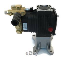 Pompe A Eau Laveuse A Pression Electrique 4000 Psi Ar Rkv4g37d-f24 1 Shaft