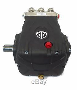Pompe Pour Lave-pression Rg1528hn Annovi Reverberi Ar 4000 Psi, 3,96 Gpm Arbre Plein
