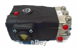 Pompe Pour Laveuse À Pression Remplace Interpump Ws202, Arbre Plein De 5,5 Gpm