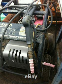 Power Jet Pression Diesel Laveuse Kiam Km3200dx Cleaner 3200psi 7hp
