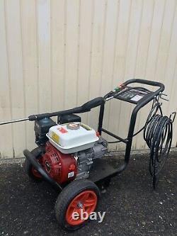 Power Jet Washer Professional 3500psi/240 Bar