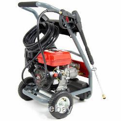 Powerking Petrol Laveur À Pression 3480psi 250 7hp Wolf Power Jet Cleaner