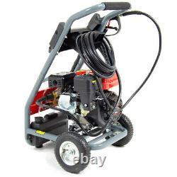 Powerking Petrol Pressure Washer 3480psi 250 7hp Power & Patio Cleaner