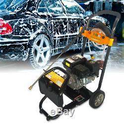 Pression 7.5hp Essence Laveuse 2465psi / 170 Bar Power Jet Cleaner Ohv Dhl
