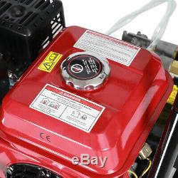 Pression 7hp Power Jet Mobile Essence Laveuse 3950psi Cleaner Moteur Avec Pistolet Tuyau