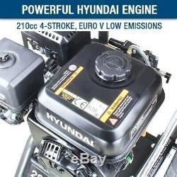 Pression D'essence Laveuse 2800psi 8.75l / Min Jet Cleaner Laveuse Hyundai Haute Puissance