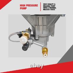 Pression D'essence Laveuse Rocwood 2700psi Jet High Power Plus Oil Gratuit