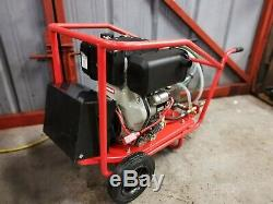 Pression Diesel Industriel Laveuse Yanmar L100n Power Jet Allée Nettoyage
