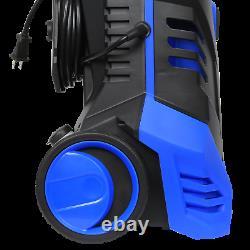 Puissance Électrique De Laveuse À Haute Pression 3060 Psi/211 Bar Jet Water Patio Car Cleaner
