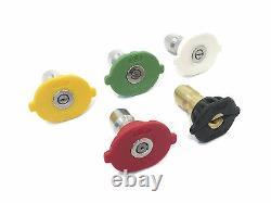 Puissance Pression Lave Pompe A Eau & Spray Kit Mi-t-m Wp-2550-3mbb Wp-2700-3mhb
