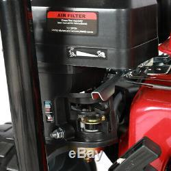 Puissance Professionnelle Nettoyeur Haute Pression 5 Buses 3950psi 8hp Essence Cleaner Jet