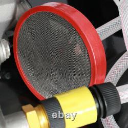 Puissant Lave-eau À Pression À Essence 3950psi 7.0hp Mobile Jet Washing Cleaner Royaume-uni