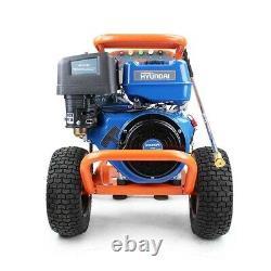 Puissant Lave-eau À Pression D'essence 4200 Psi 290 Bar Jet Washer Hyundai Engine