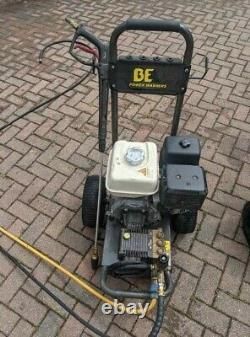 Puissante Laveuse Haute Pression Be Honda Powered Proffesional Commercial 4000psi