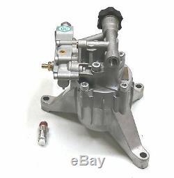 Trousse De Pompe À Eau Et De Pulvérisateur De Lave-pression Électrique Unités Black Max 2800 Psi, 2,3 Gpm