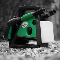 Turtle Wax Haute Puissance Laveuse À Pression 1600 Psi / 110 Bar / Jardin 1400w Jet Wash