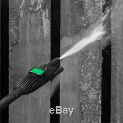 Turtle Wax Haute Puissance Nettoyeur Haute Pression 1958 Psi / Bar 135 / Jardin 1800w Jet Wash