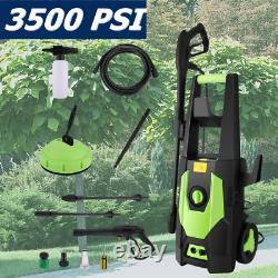 Uk Electric Pressure Washer 3000 Psi/150 Bar Eau Haute Puissance Jet Wash Patio Car