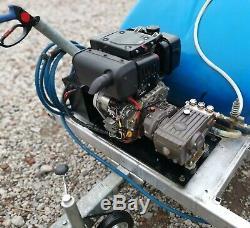 Western Diesel / Puissance De Jet Diesel Industrielle De Nettoyeur À Haute Pression De Yanmar L100 10hp