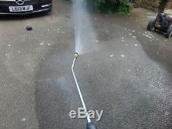 Wilks Tx750i Essence Nettoyeur Haute Pression Puissance 3950psi / 272bar Cleaner Rrp £ 399