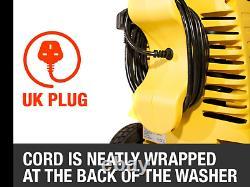Wilks USA Rx550i Electric High Power Pressure Washer 3800psi 266 Bar