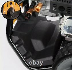Wilks-usa Laveuse De Pression 3950psi / 272bar Petrol Jet Power Car Wash Cleaner